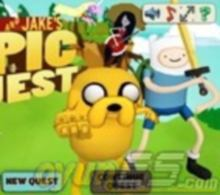 Adventure Time 3D Tenis