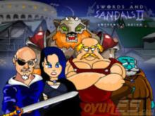 Arena Savaşı 2 oyununu anlayın oynayın:Arena savaşı 2 diğer adıyla sword of sandals 2, güzel ve eğlenceli ve komik bir oyun. Enes Baturun oynadığı bu oyuna bayılacaksınız.OyunEs iyi oyunlar diler.