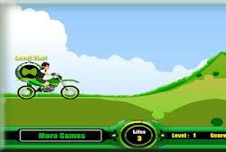 Ben 10 Motocross...