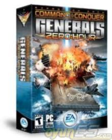 Command ConQuer Generals Zero Hour -Strateji ve Savaş