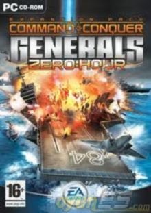 Command and Conquer Generals Zero Hour tek link