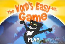 Dünyanın en kolay oyunu oyununu anlayın oynayın:NDNG Baturayın oynadığı ve dünyanın en kolay oyunu olan, salakların geçemediği komik bir oyun ve bu oyunu sizler için sunuyoruz.OyunEs iyi oyunlar diler..