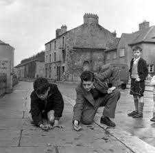 Eskiden oynanan sokak oyunlari