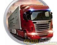 Euro Truck oyununu anlayın oynayın:Zamana karşı truck kullanıyorsunuz yapmanız gereken arabaları birbir ezmeniz ve ateşli bölgelerden geçerken