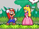 Mario ve sevgilisi