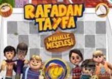 Rafadan tayfa mahalle me..