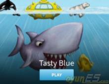Tasty Blue oyununu anlayın oynayın:   Tasty blue oyunu oyna, deniz içerisinde küçük bir balığın büyüyüp kocaman bir köpek balığı olmasını sağlayacağınız bir oyundur.  Sahibiniz tarafından aşırı ıslatıldıktan sonra okyanusa girip karşılaştığınız her şeyi yemeye başlarsınız. Ne kadar çok yerseniz, o kadar büyür! Karides, kaplumbağalar, köpekbalıkları, denizaltılar, evler, uçaklar ve daha fazlasını yiyin!  Akvaryum balıklarına ek olarak, bir yunus ve köpek balığı gibi de oynayabilirsiniz. Yunus, aşırı çalışan bir akvaryum yıldızı olarak başlar, yiyecek için yanan çemberleri atlamaya zorlanır. Akvaryumdan içeri girip eğitmenine intikam almak suretiyle esaretten kaçar. Köpekbalığı, oynanabilir son karakter, dünyanın okyanuslarını kurtarmak için bilim adamları tarafından yaratılmış yapay bir balıktır. Yolundaki her şeyi tüketmek ve kendi meselesini kendi haline dönüştürmek için kendi kendini kopyalayan nano teknolojiyi kullanıyor. Bu köpekbalığının ne kadar büyük olabileceğini anlatacak birşey yok.  Leziz Mavi alın ve okyanustaki her şeyi yiyin!      3 oynanabilir karakter: Goldfish, yunus ve köpekbalığı     3 benzersiz ortam: Sıcak, Tropik ve Arktik     2-Oyuncu işbirliği modu     Hikaye modundan sonra zorlu bonus seviyeleri tamamlandı. OyunEs iyi oyunlar diler..