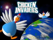 Uzayda tavuk vurma oyunu oyununu anlayın oynayın:Chicken invaders diye de bilinen bu oyunu oynamak çok zevklidir. Amacın uzayda yağan tavukları uzay bgeminden açacağın ateşle vurmak onlardan ve yumurtalarından kaçmalısın. onları vurunca ortaya çıkan et parçalarınıda yemelisin. Arada bir meteor yağmuru geliyor onlardan da kaç. Oyun mouse ile oynanır.OyunEs iyi oyunlar diler..