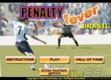 Oyun başlarken penaltı atmak istediğiniz takımı seçiyorsunuz, penaltı kullanırken kalecinin önündeki gidip gelen oku denk getirip penaltı gole çevirebilirsiniz. İyi eğlenceler